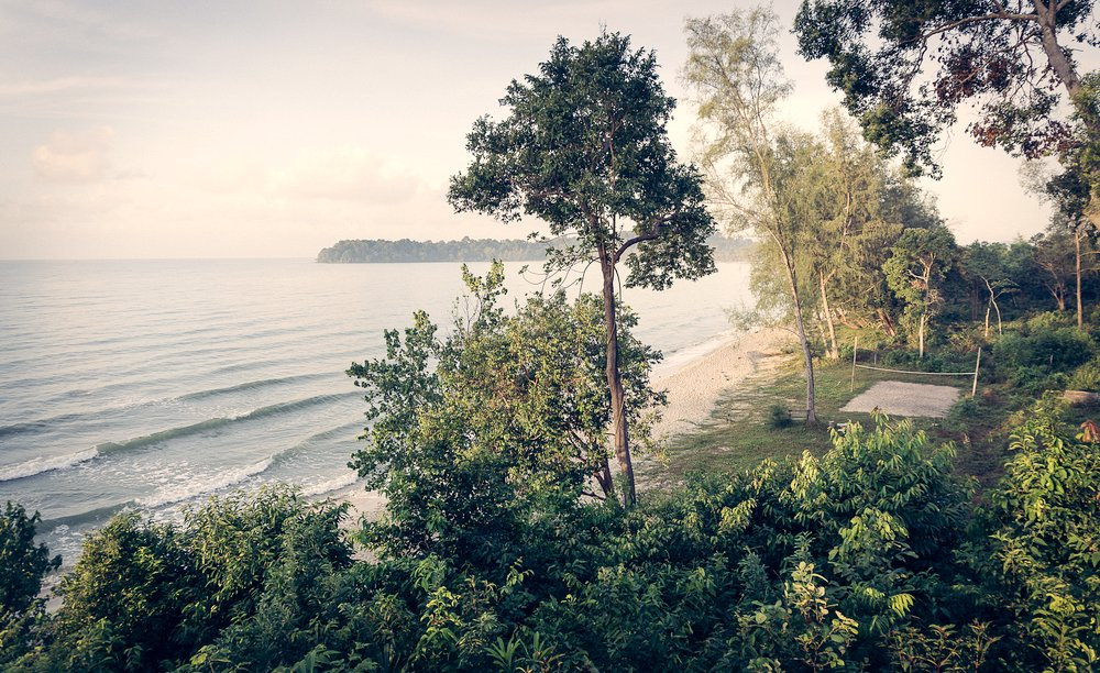 Soul Searching on the Cambodian coast
