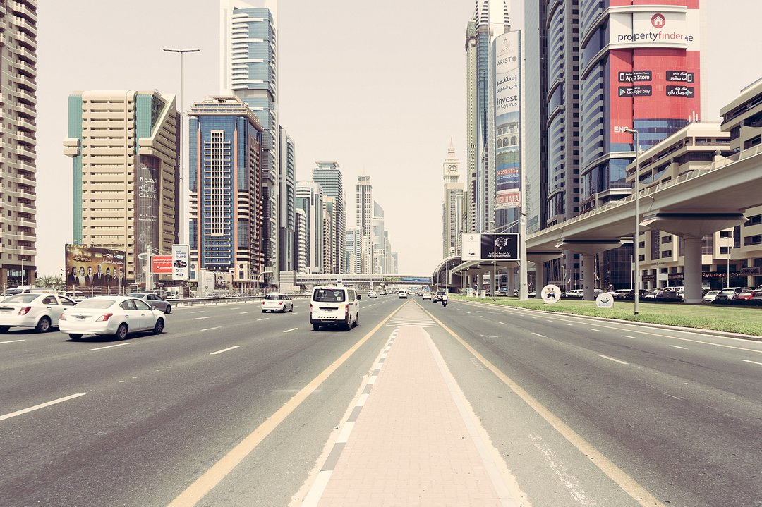 sheikh zayed road