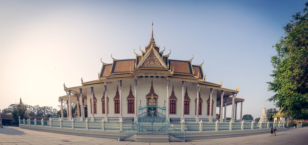 Phnom Penh in two days